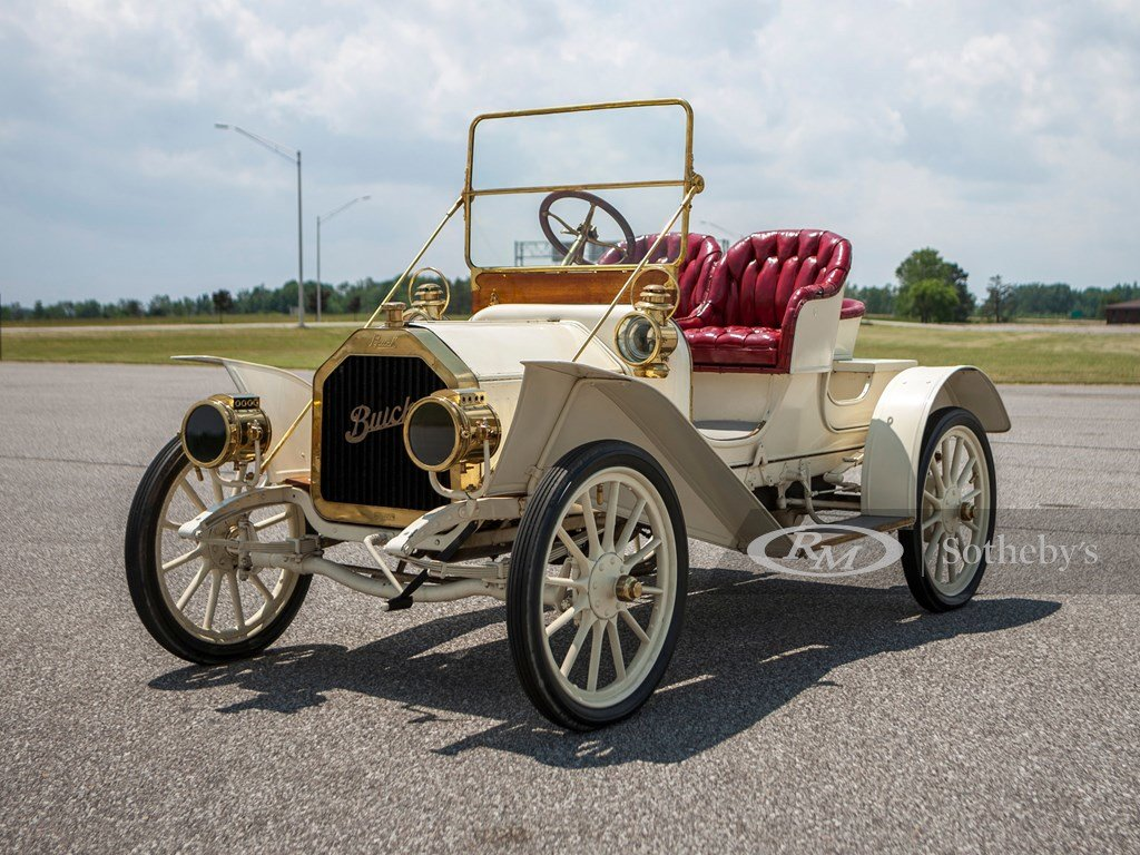 1908 Buick Model S Roadster  For Sale by Auction (picture 1 of 6)