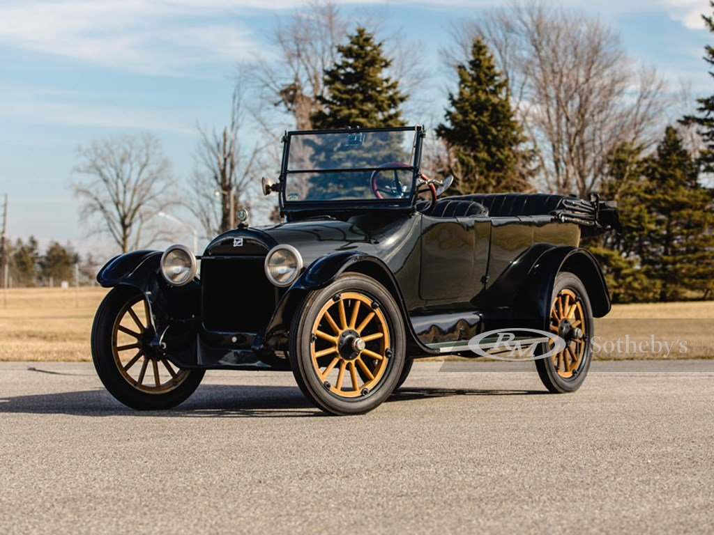 1920 Buick Series K Seven-Passenger Touring  For Sale by Auction (picture 1 of 6)