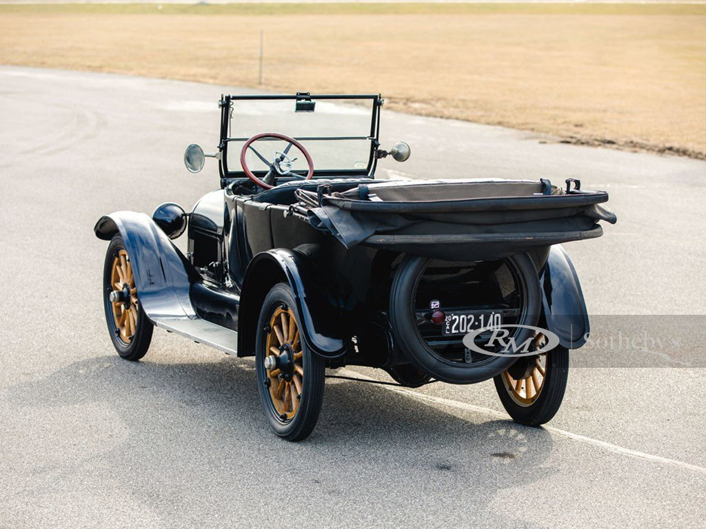 1920 Buick Series K Seven-Passenger Touring  For Sale by Auction (picture 2 of 6)