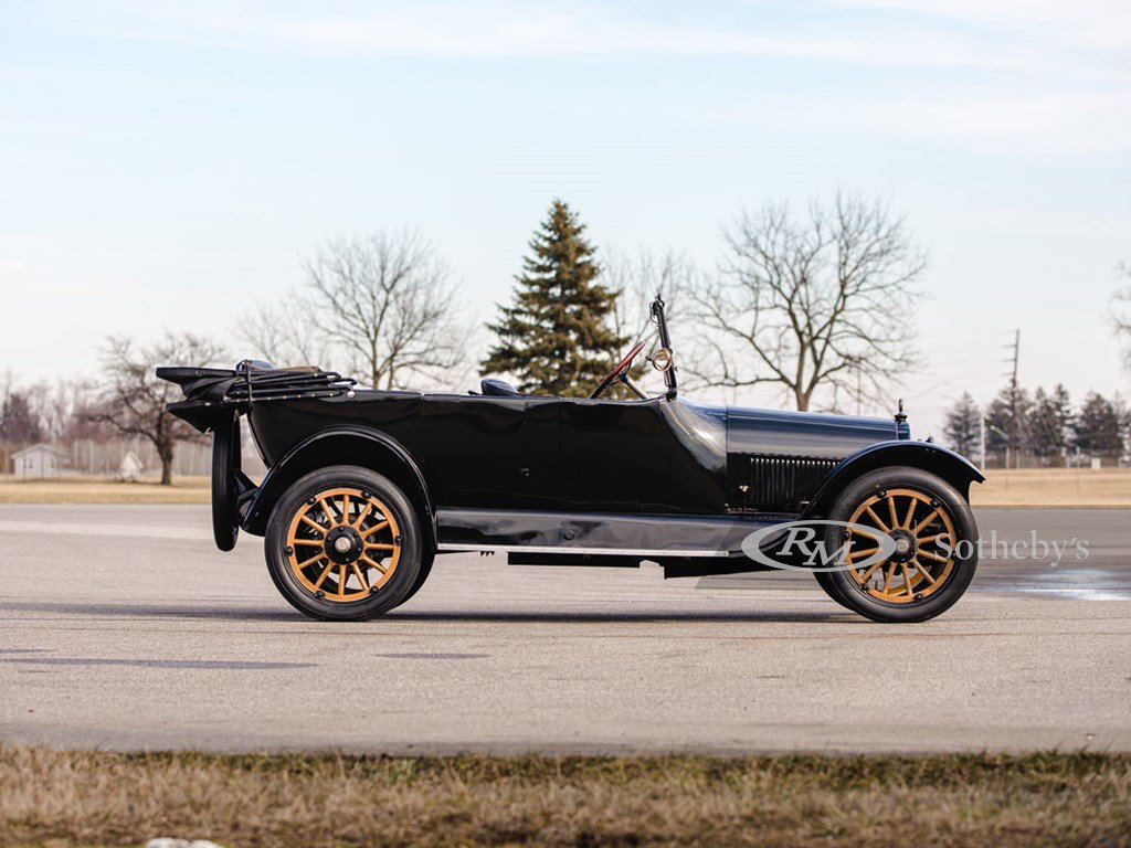 1920 Buick Series K Seven-Passenger Touring  For Sale by Auction (picture 5 of 6)