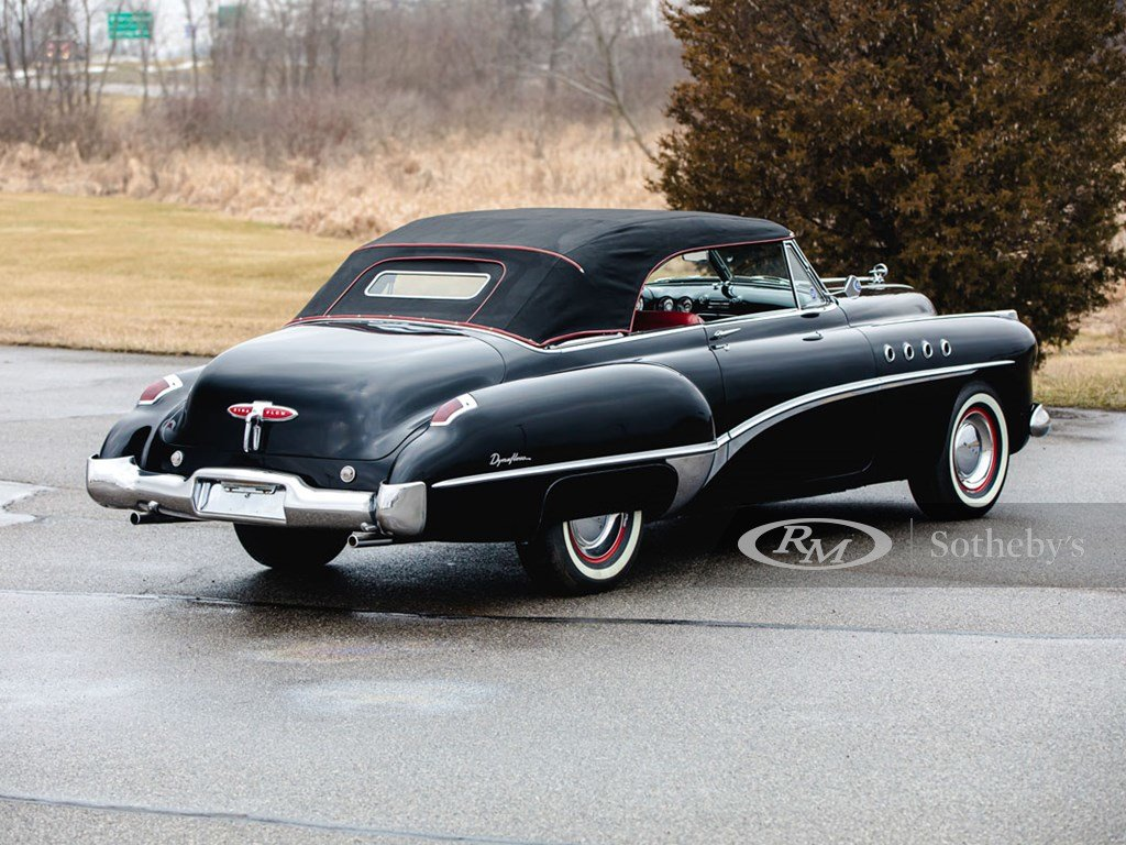1949 Buick Roadmaster Convertible  For Sale by Auction (picture 2 of 6)