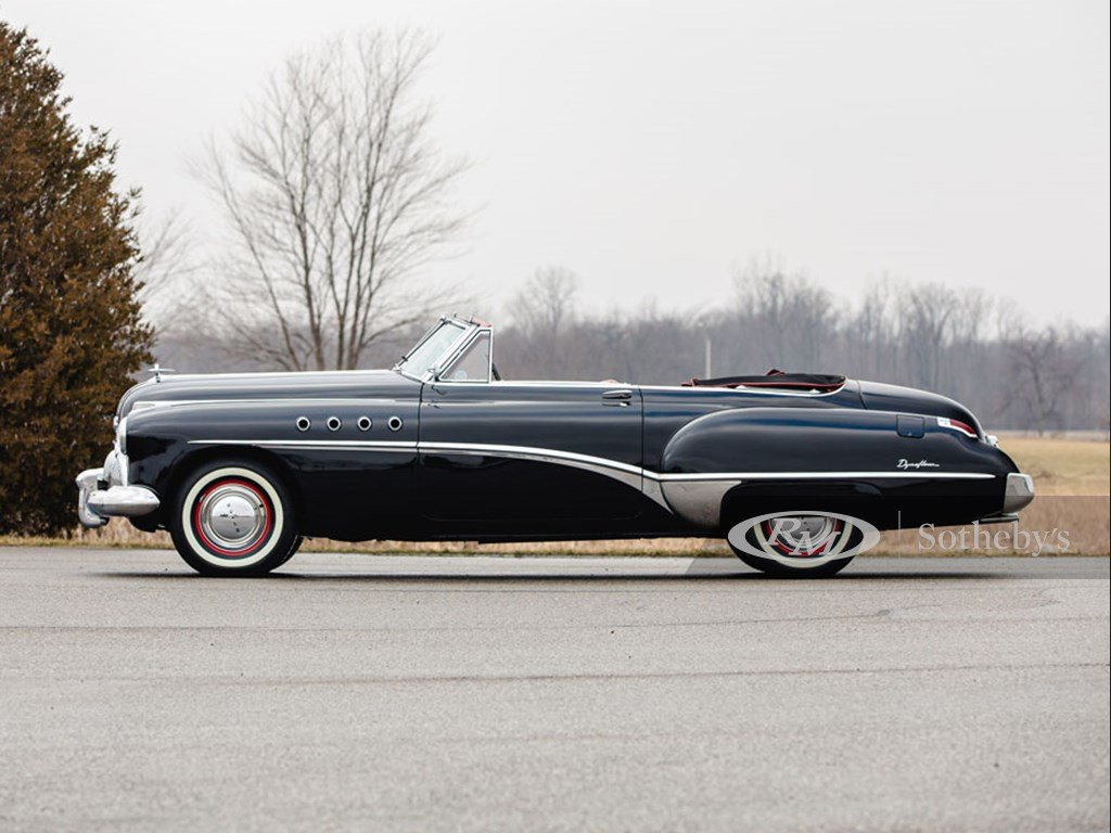 1949 Buick Roadmaster Convertible  For Sale by Auction (picture 5 of 6)