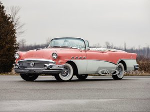 1956  Buick Roadmaster Convertible