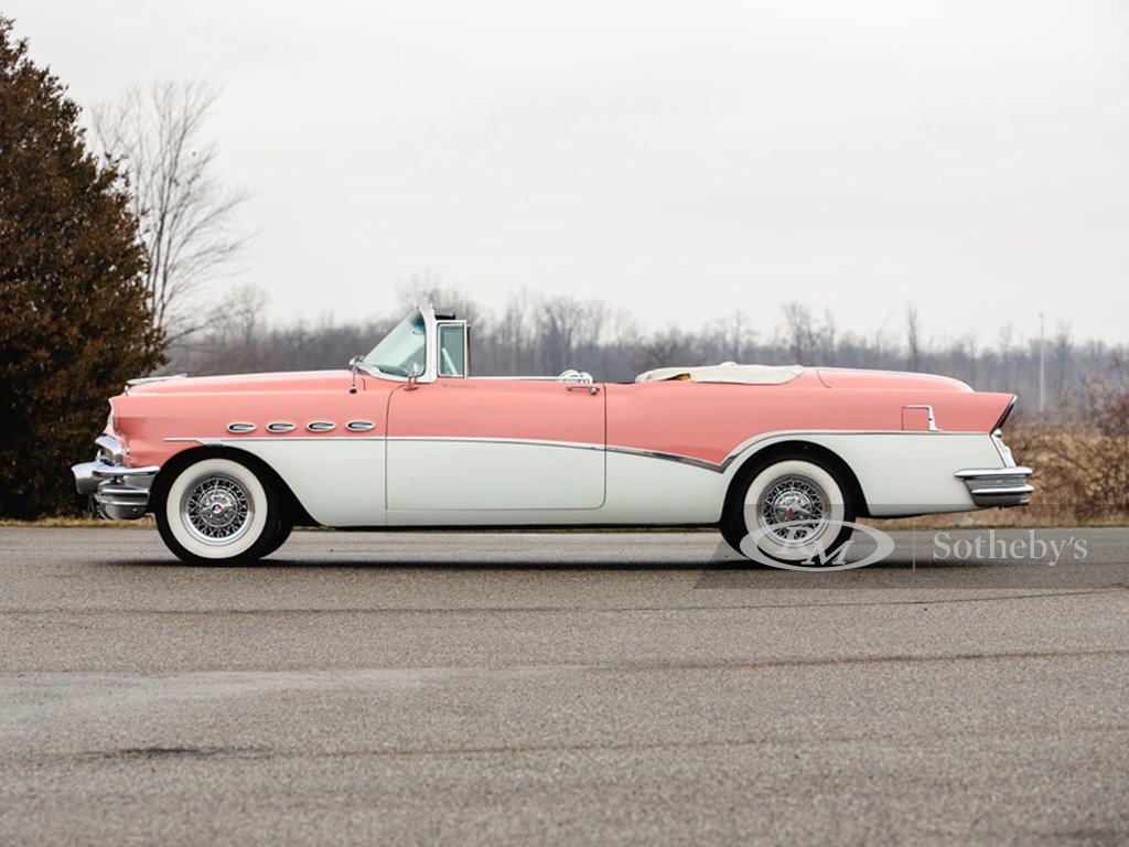 1956 Buick Roadmaster Convertible  For Sale by Auction (picture 5 of 6)