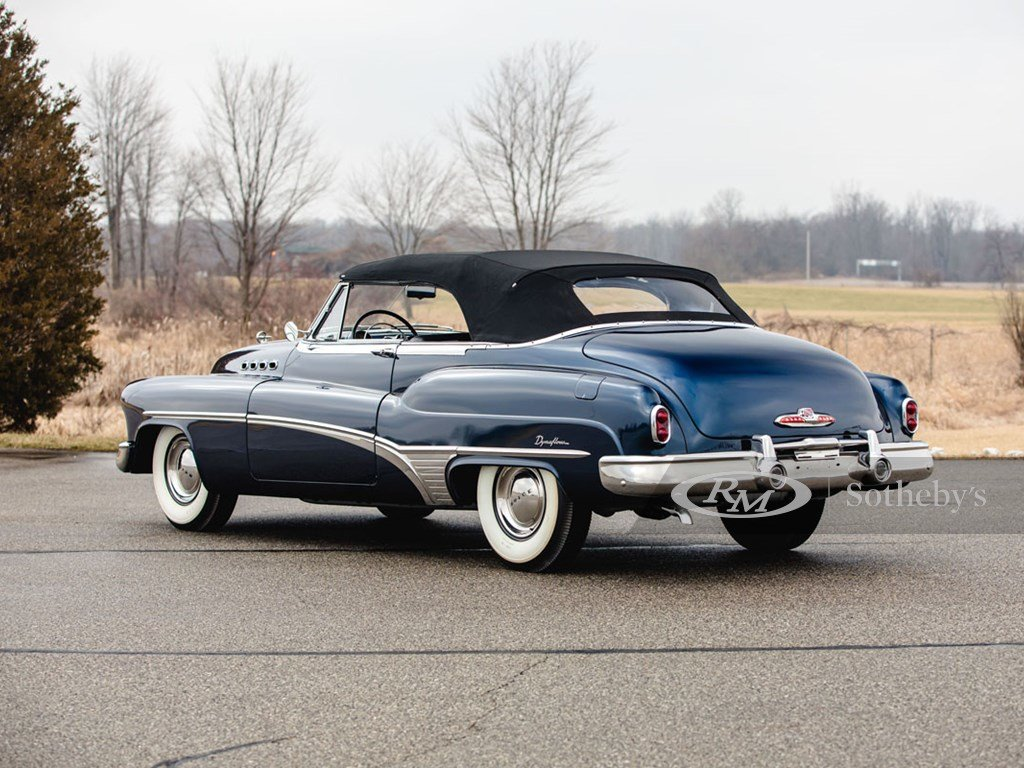 1950 Buick Roadmaster Convertible  For Sale by Auction (picture 2 of 6)