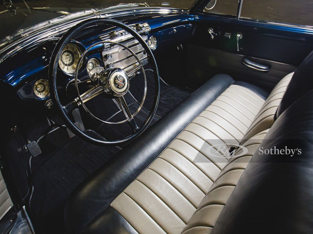 1950 Buick Roadmaster Convertible  For Sale by Auction (picture 4 of 6)
