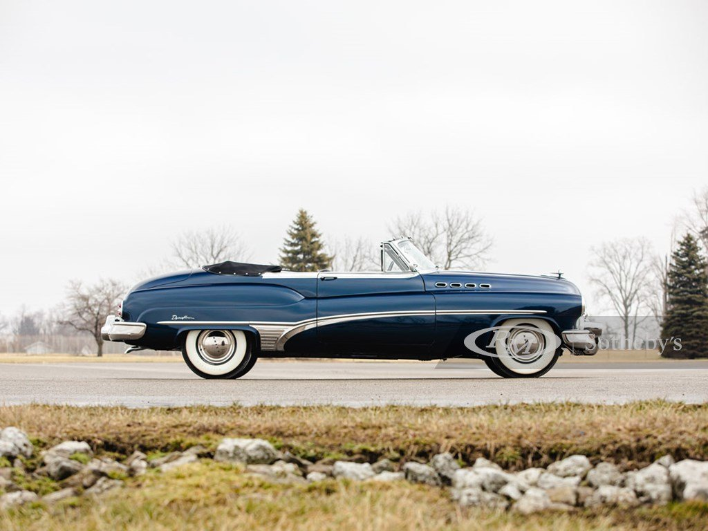 1950 Buick Roadmaster Convertible  For Sale by Auction (picture 5 of 6)