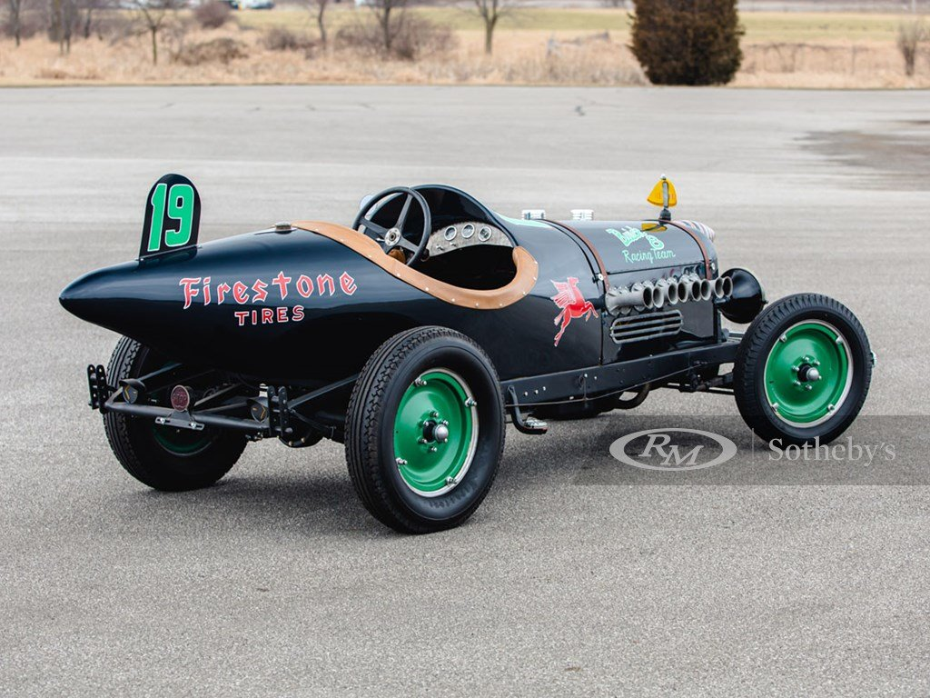 1919 Buick Indianapolis Torpedo Replica  For Sale by Auction (picture 2 of 6)