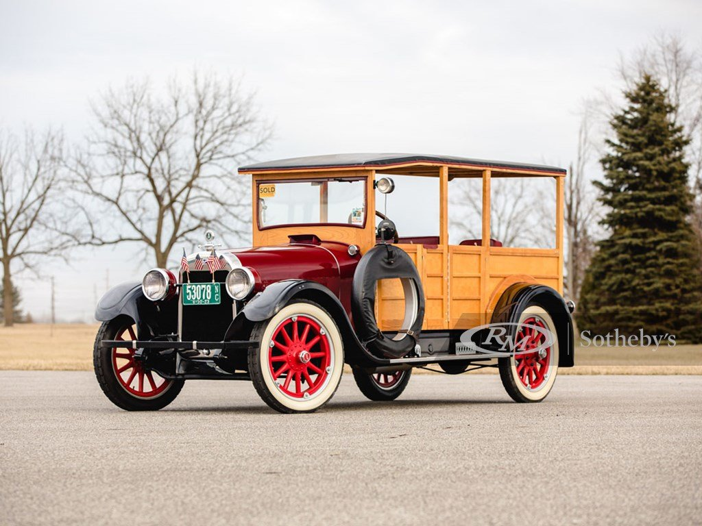 1923 Buick Series 23 Six Depot Hack by Cantrell For Sale by Auction (picture 1 of 6)