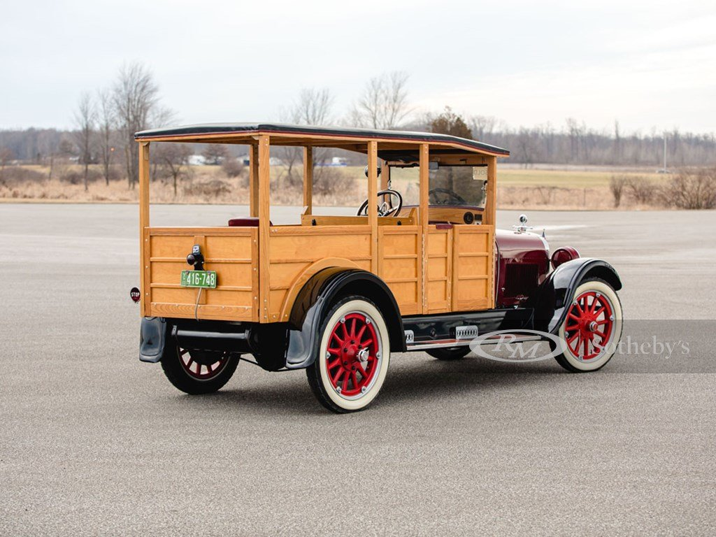 1923 Buick Series 23 Six Depot Hack by Cantrell For Sale by Auction (picture 2 of 6)
