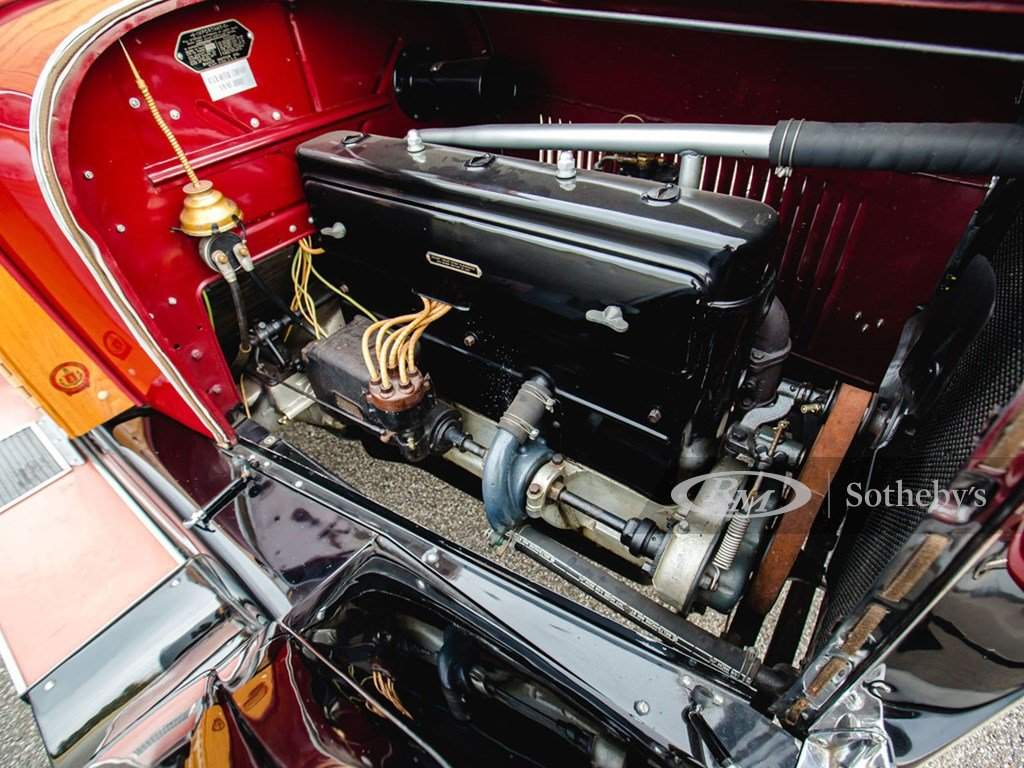 1923 Buick Series 23 Six Depot Hack by Cantrell For Sale by Auction (picture 3 of 6)
