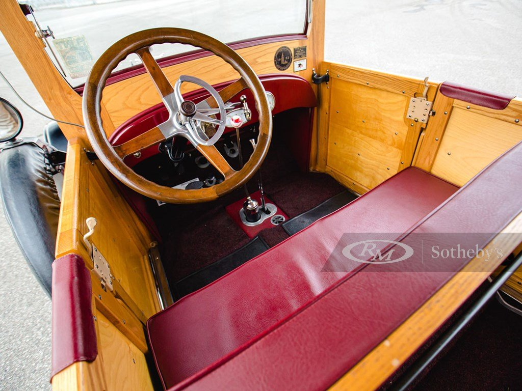 1923 Buick Series 23 Six Depot Hack by Cantrell For Sale by Auction (picture 4 of 6)