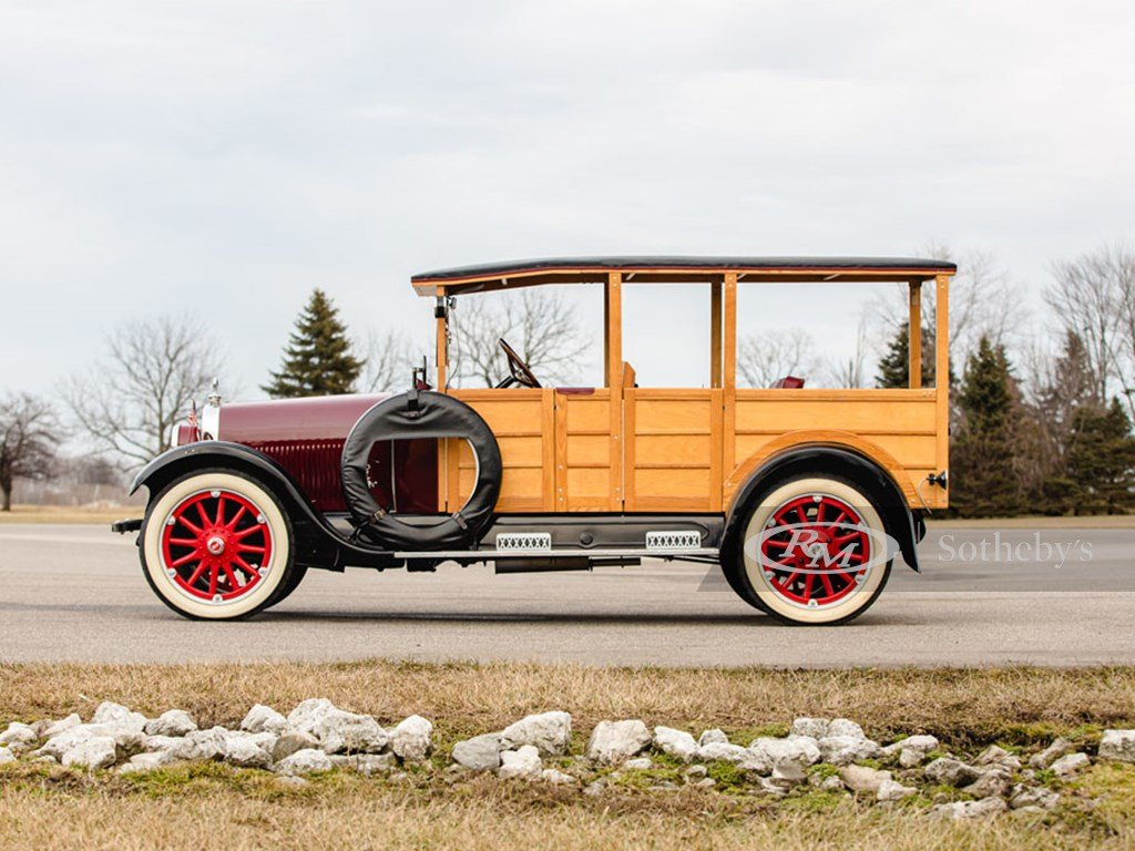 1923 Buick Series 23 Six Depot Hack by Cantrell For Sale by Auction (picture 5 of 6)