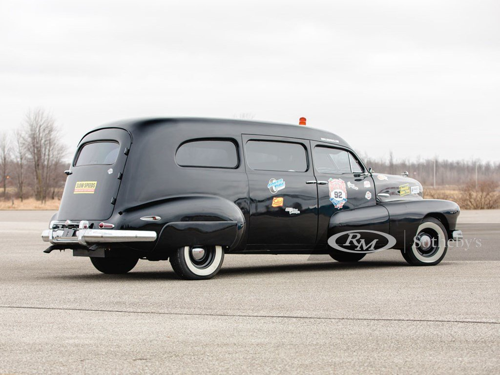 1948 Buick Hearse by Flxible For Sale by Auction (picture 2 of 6)