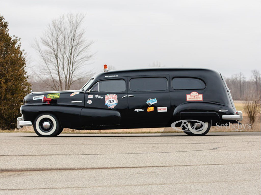 1948 Buick Hearse by Flxible For Sale by Auction (picture 5 of 6)