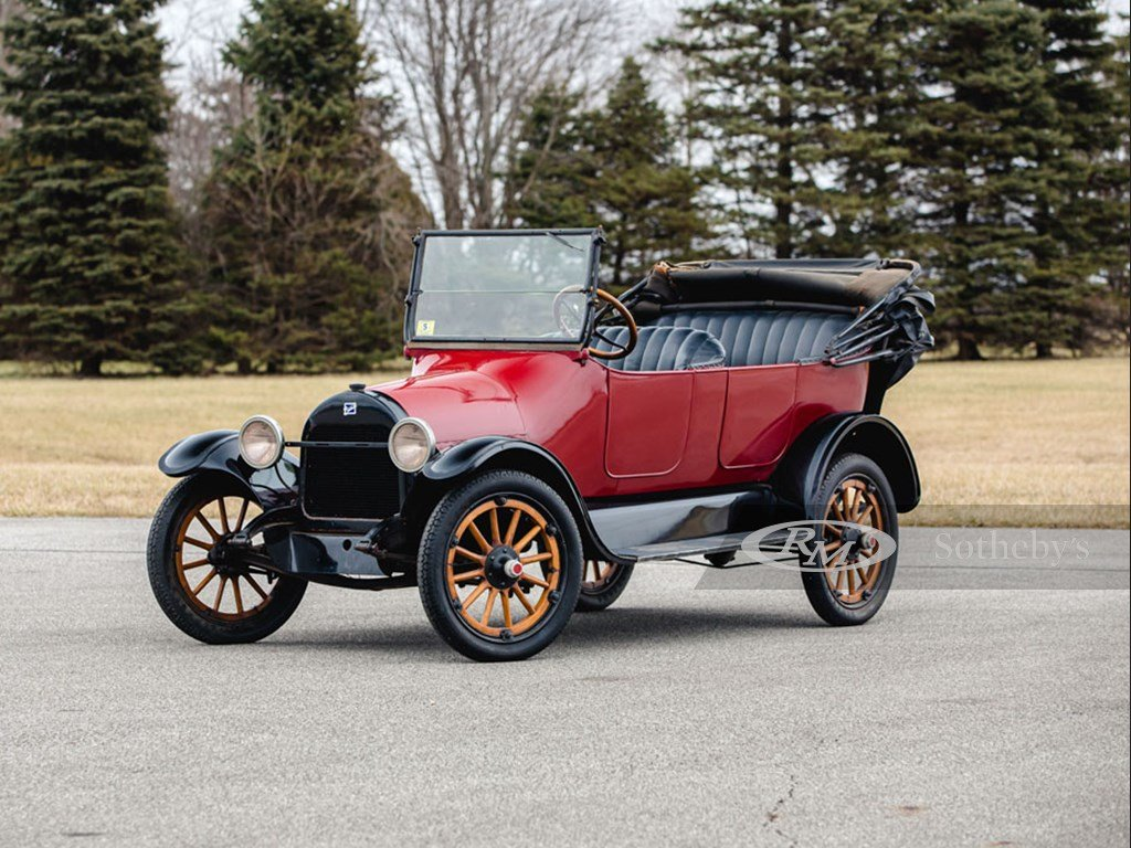 1916 Buick D-35 Tourer  For Sale by Auction (picture 1 of 6)