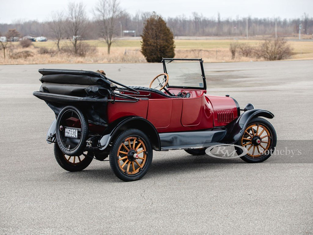 1916 Buick D-35 Tourer  For Sale by Auction (picture 2 of 6)