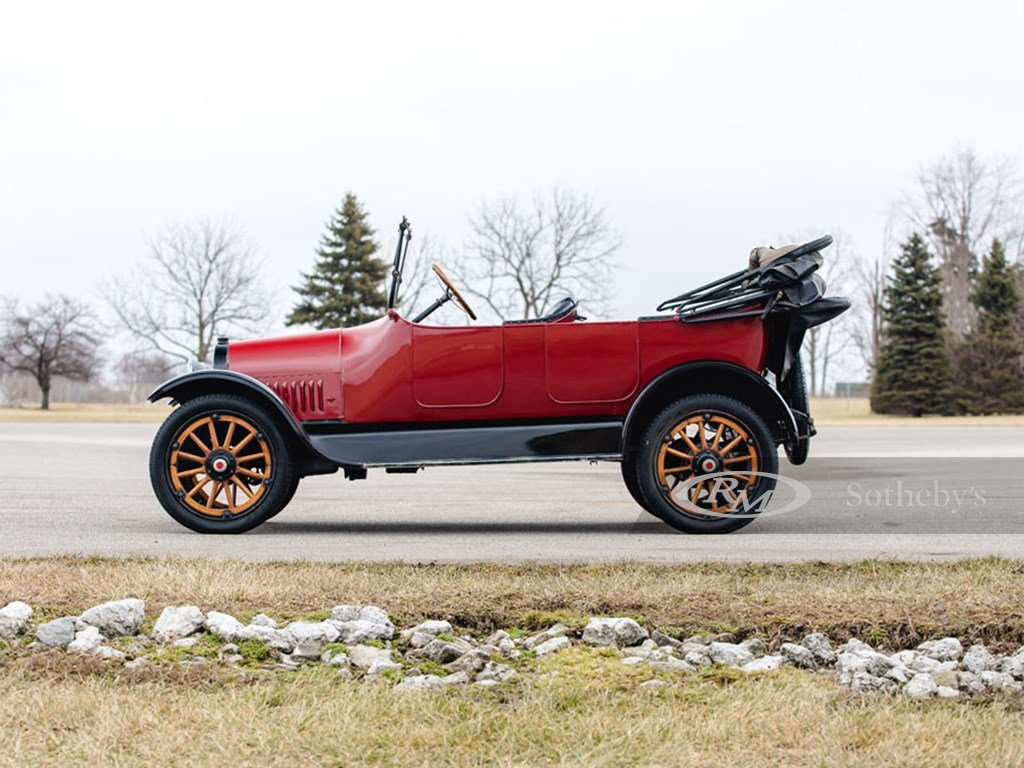 1916 Buick D-35 Tourer  For Sale by Auction (picture 5 of 6)