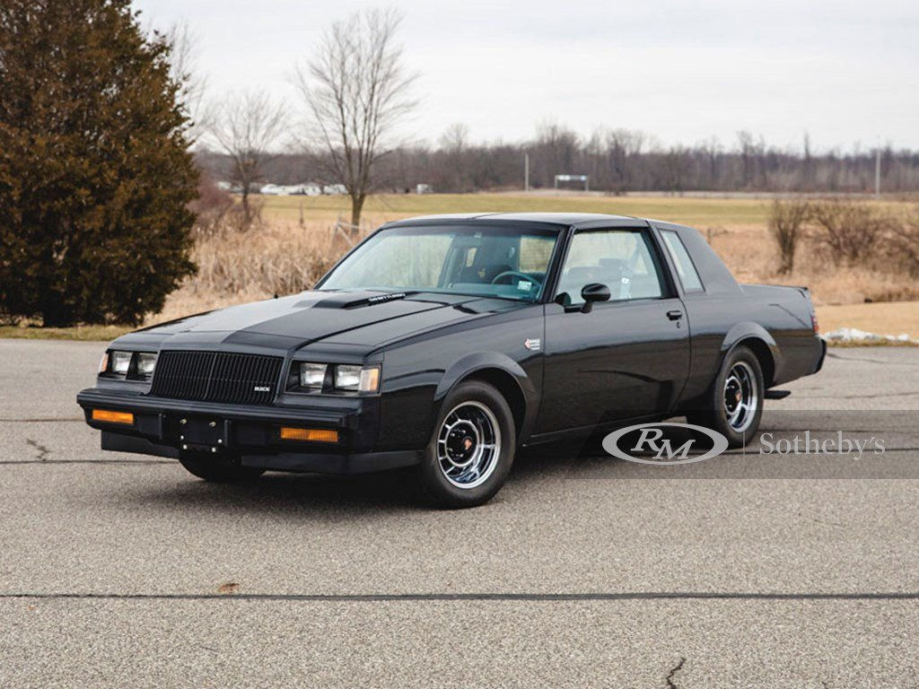 1987 Buick Grand National  For Sale by Auction (picture 1 of 6)