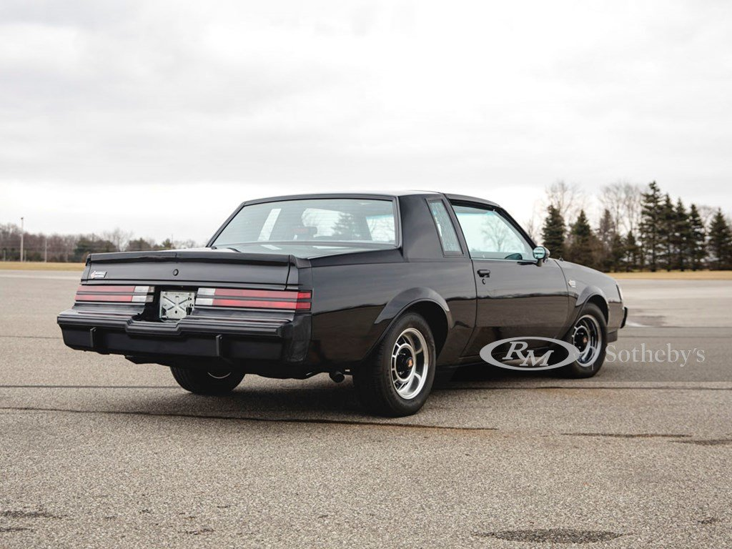 1987 Buick Grand National  For Sale by Auction (picture 2 of 6)