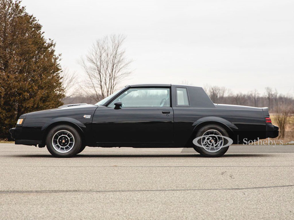 1987 Buick Grand National  For Sale by Auction (picture 5 of 6)