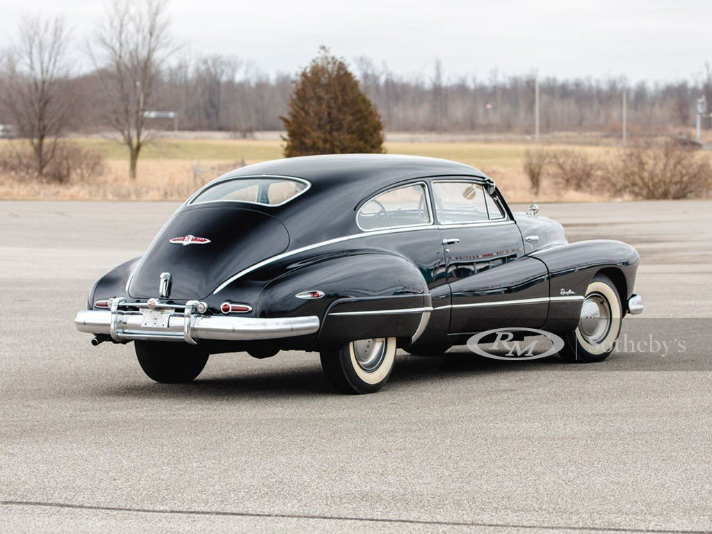 1948 Buick Roadmaster Sedanette  For Sale by Auction (picture 2 of 6)