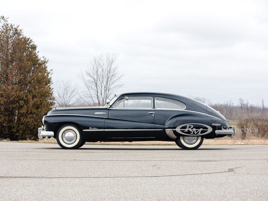 1948 Buick Roadmaster Sedanette  For Sale by Auction (picture 5 of 6)