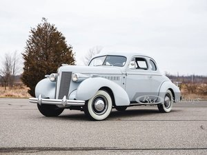 1937 Buick Special Coupe