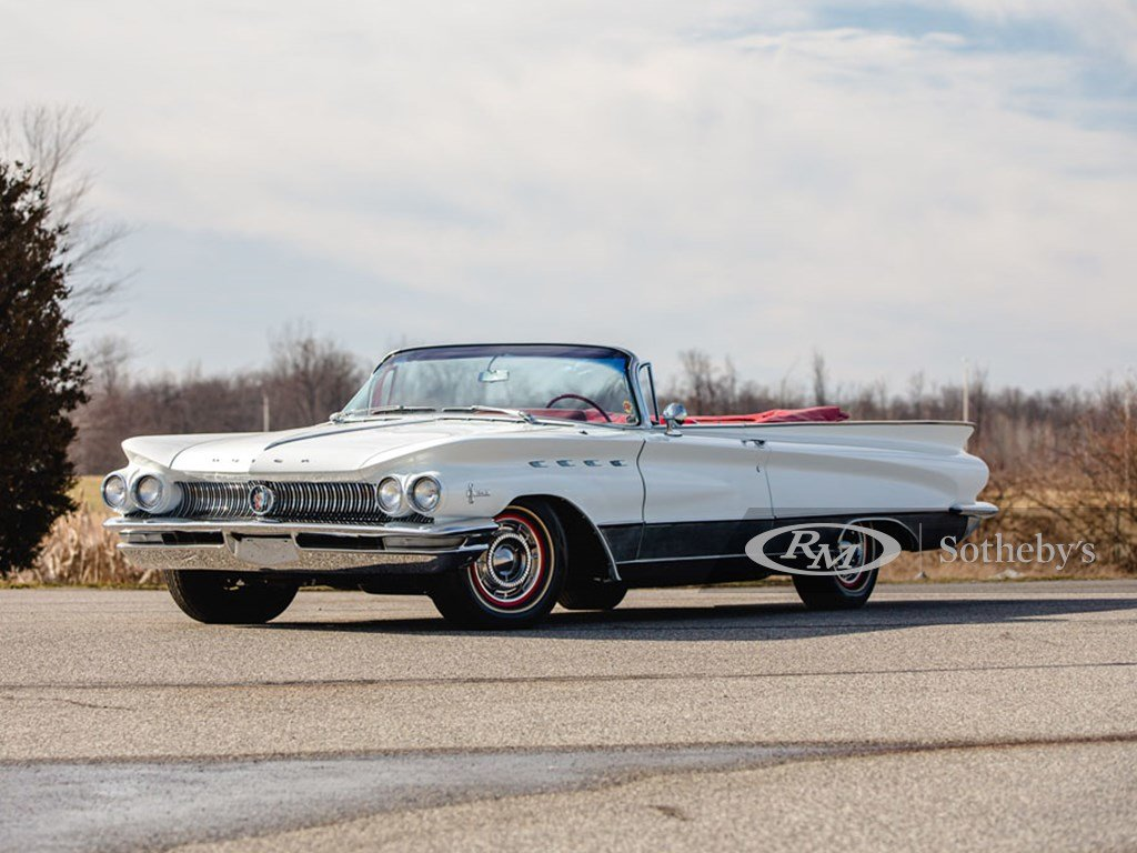 1960 Buick Electra 225 Convertible  For Sale by Auction (picture 1 of 6)