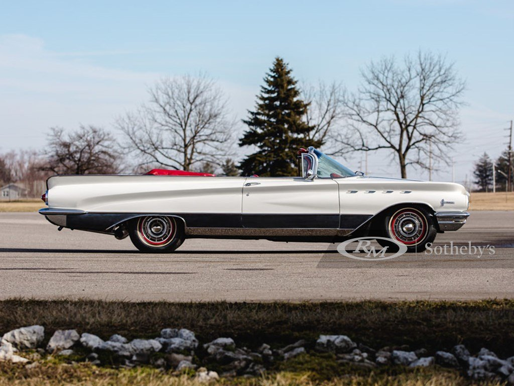 1960 Buick Electra 225 Convertible  For Sale by Auction (picture 5 of 6)