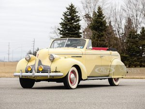 1939 Buick Special Sport Phaeton