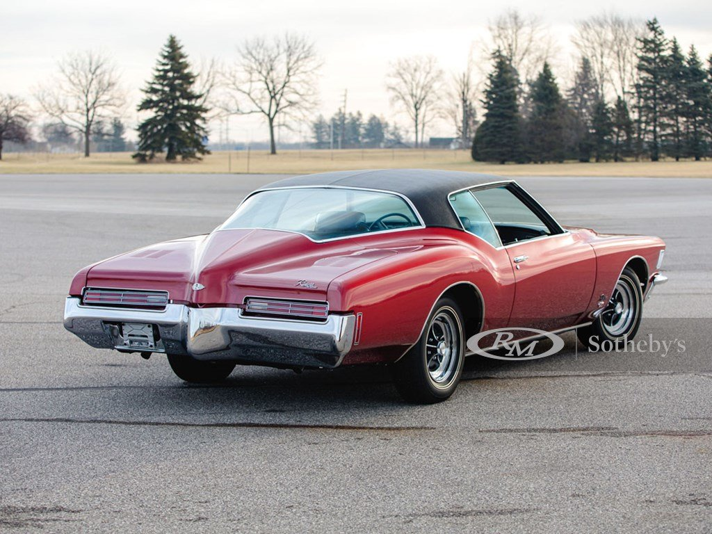 1971 Buick Riviera GS Sport Coupe  For Sale by Auction (picture 2 of 6)
