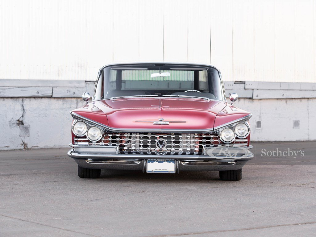 1959 Buick Invicta Estate Wagon Custom  For Sale by Auction (picture 5 of 6)