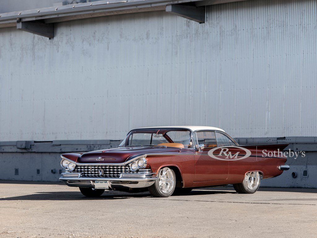 1959 Buick LeSabre Hardtop Coupe Custom  For Sale by Auction (picture 1 of 6)