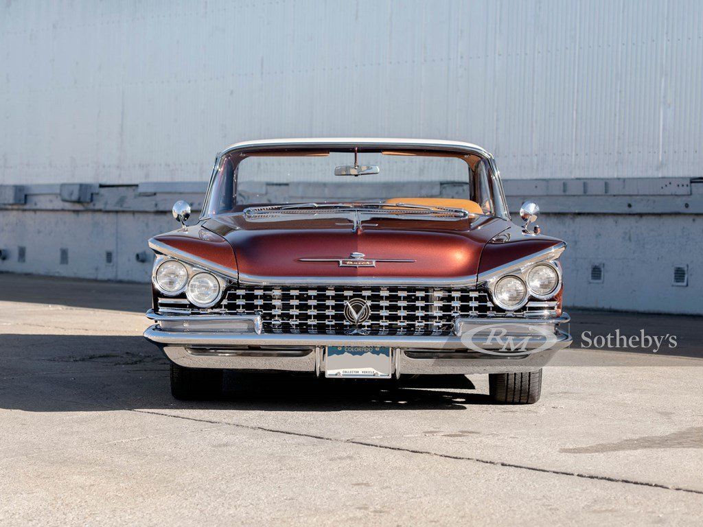 1959 Buick LeSabre Hardtop Coupe Custom  For Sale by Auction (picture 5 of 6)