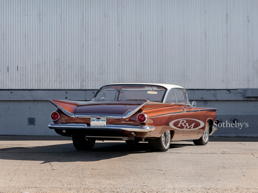 1959 Buick LeSabre Hardtop Coupe Custom  For Sale by Auction (picture 6 of 6)