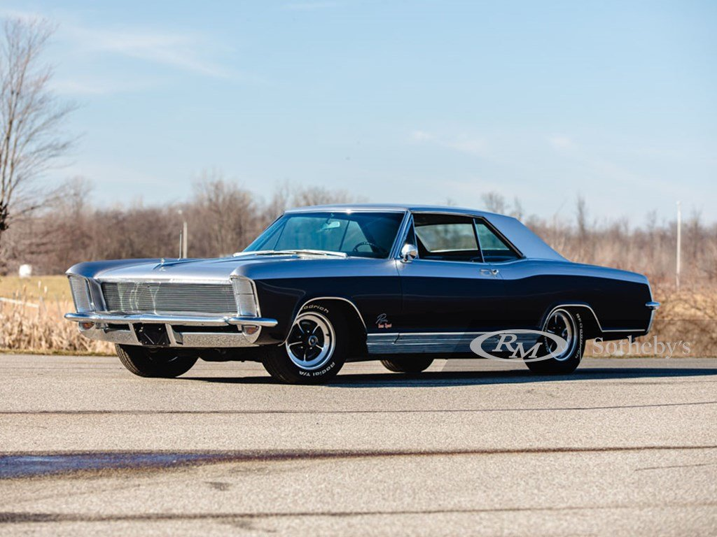 1965 Buick Riviera Gran Sport Coupe  For Sale by Auction (picture 1 of 6)