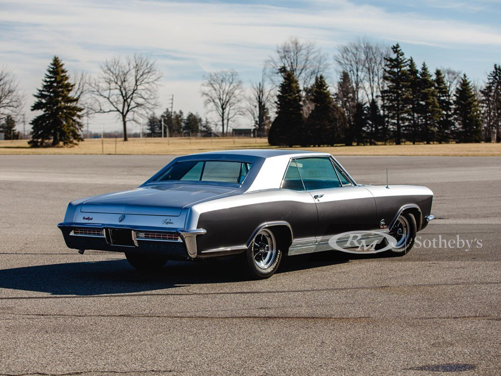 1965 Buick Riviera Gran Sport Coupe  For Sale by Auction (picture 2 of 6)