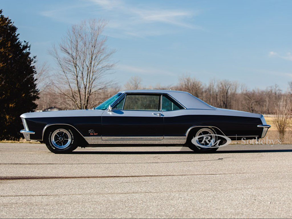 1965 Buick Riviera Gran Sport Coupe  For Sale by Auction (picture 5 of 6)