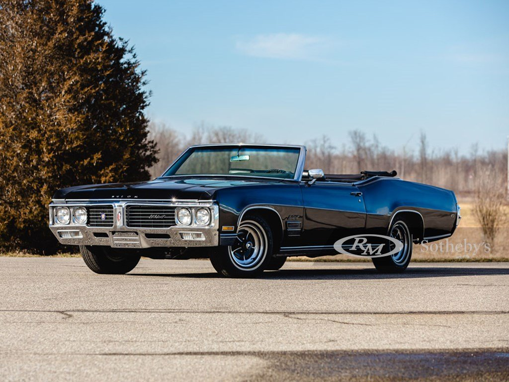 1970 Buick Wildcat Convertible  For Sale by Auction (picture 1 of 6)