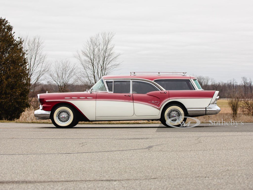 1957 Buick Caballero Estate Wagon  For Sale by Auction (picture 5 of 6)