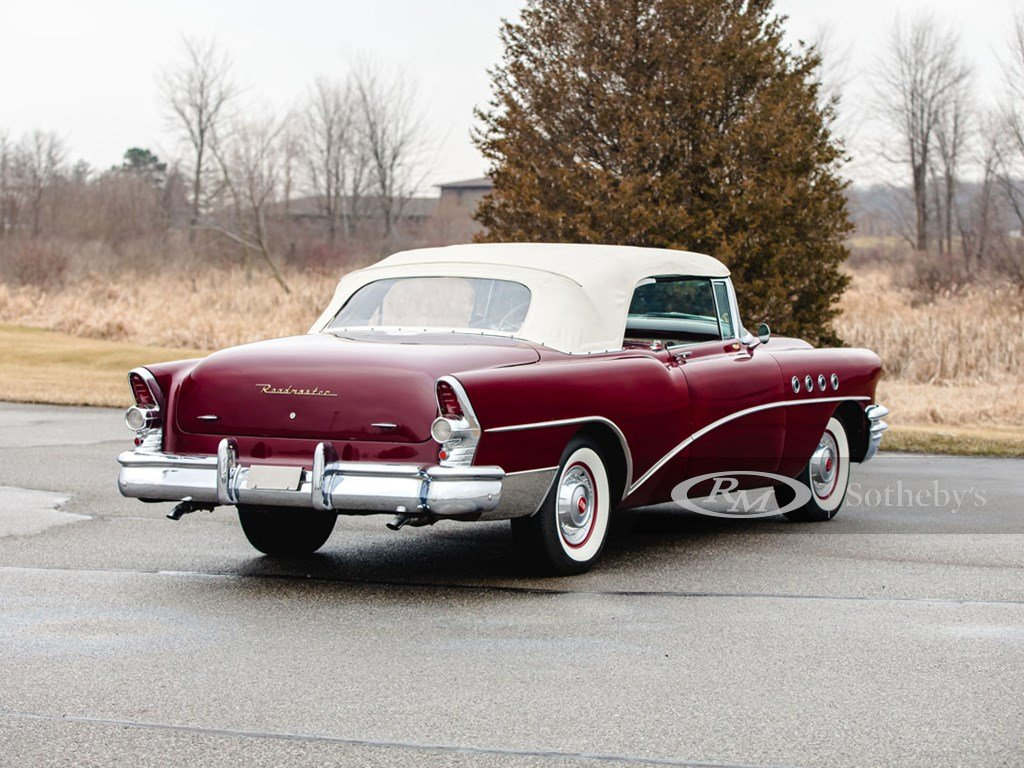 1955 Buick Roadmaster Convertible  For Sale by Auction (picture 2 of 6)