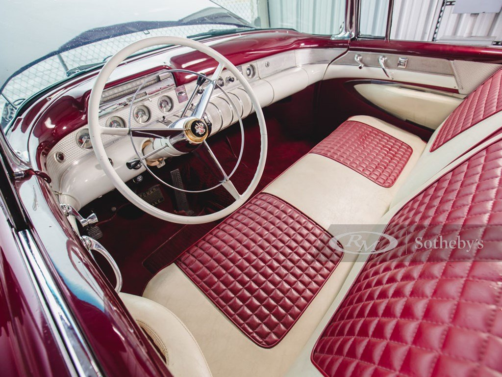 1955 Buick Roadmaster Convertible  For Sale by Auction (picture 4 of 6)