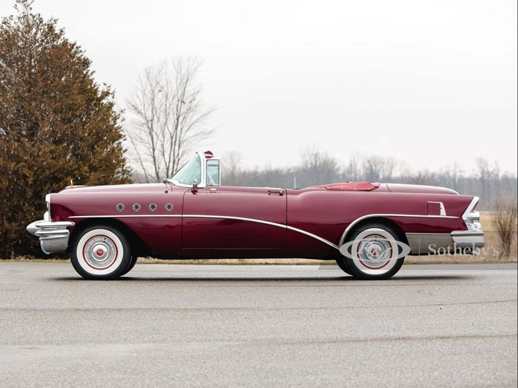1955 Buick Roadmaster Convertible  For Sale by Auction (picture 5 of 6)
