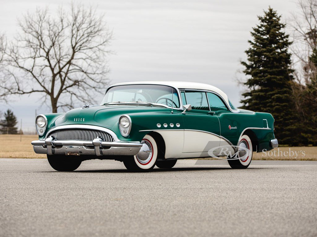 1954 Buick Roadmaster Coupe  For Sale by Auction (picture 1 of 6)