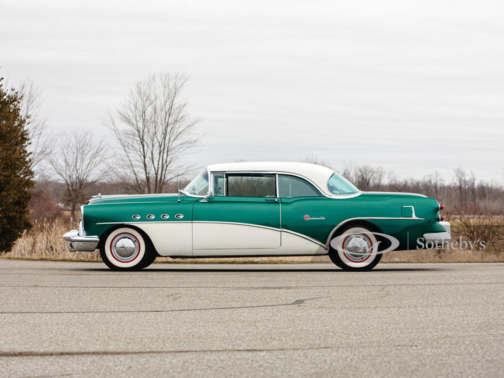 1954 Buick Roadmaster Coupe  For Sale by Auction (picture 5 of 6)