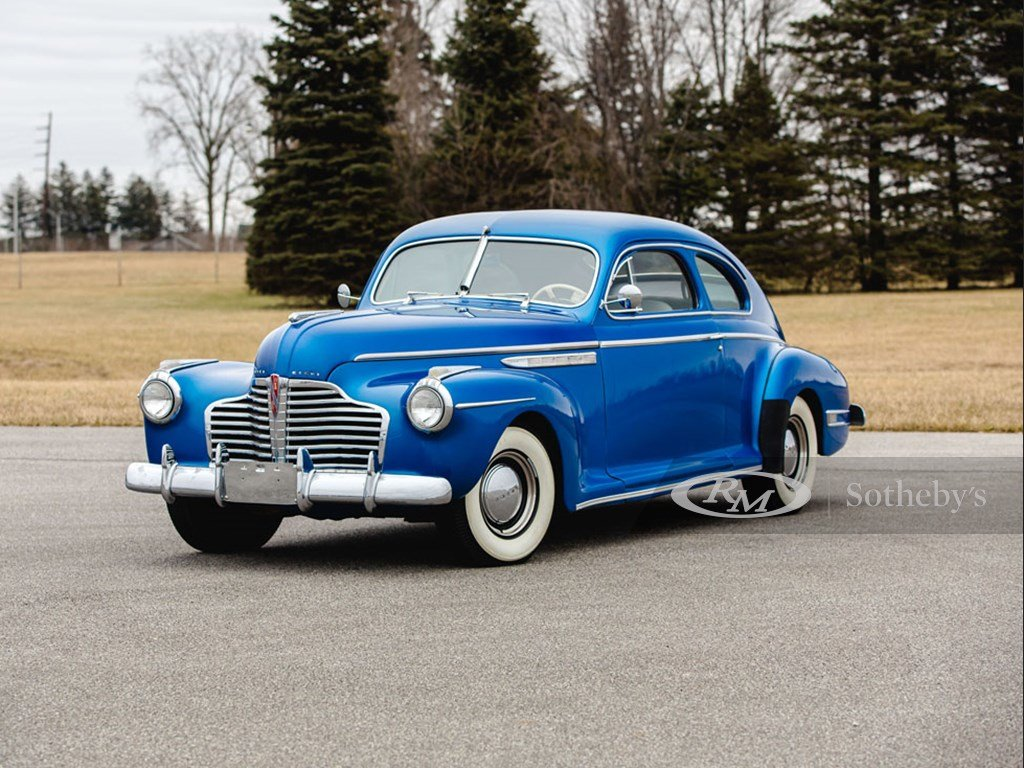1941 Buick Century Sedanette  For Sale by Auction (picture 1 of 6)