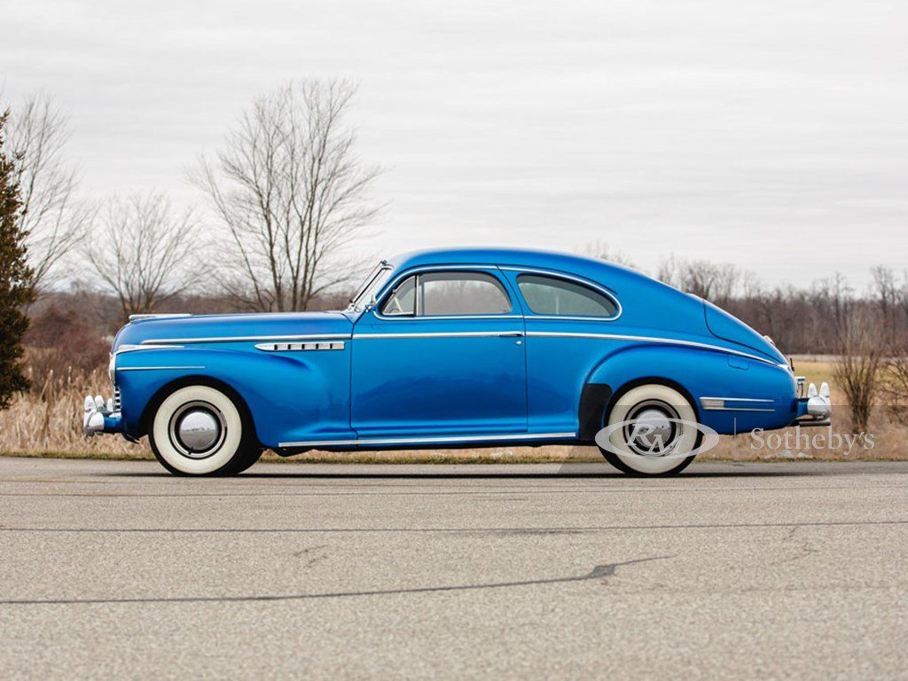 1941 Buick Century Sedanette  For Sale by Auction (picture 5 of 6)
