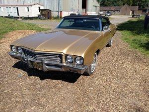 1970 Buick Skylark Custom Convertible
