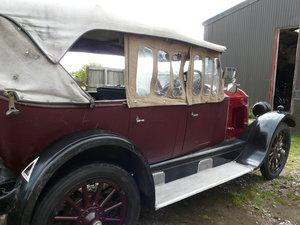 "1924 ""Jessie"" A Buick 4 Cylinder Tourer"